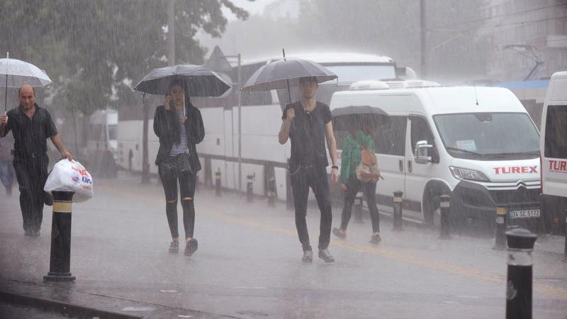 Yağışlar neden aniden başlıyor?