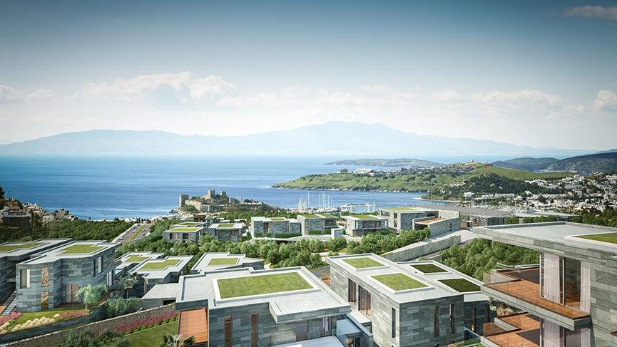 Bodrum'un ikinci Swissôtel'i 2019'da hizmete giriyor