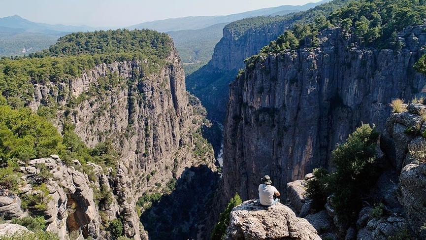 Antalya'nın Tazı Kanyonu