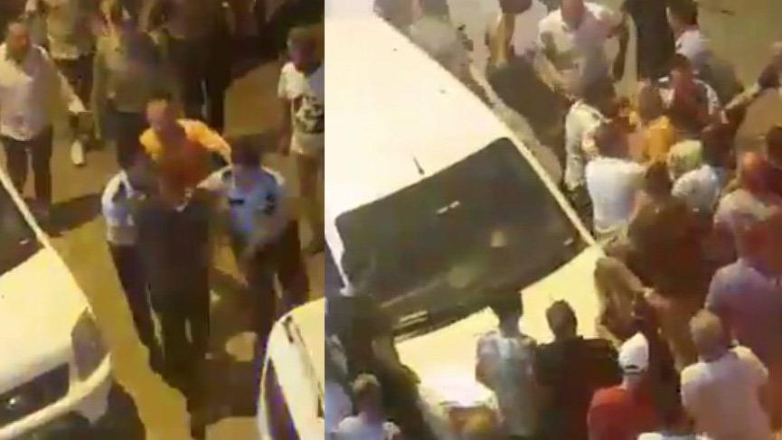 Maltepe'de linç! Kan donduran olay sonrası Emniyet harekete geçti