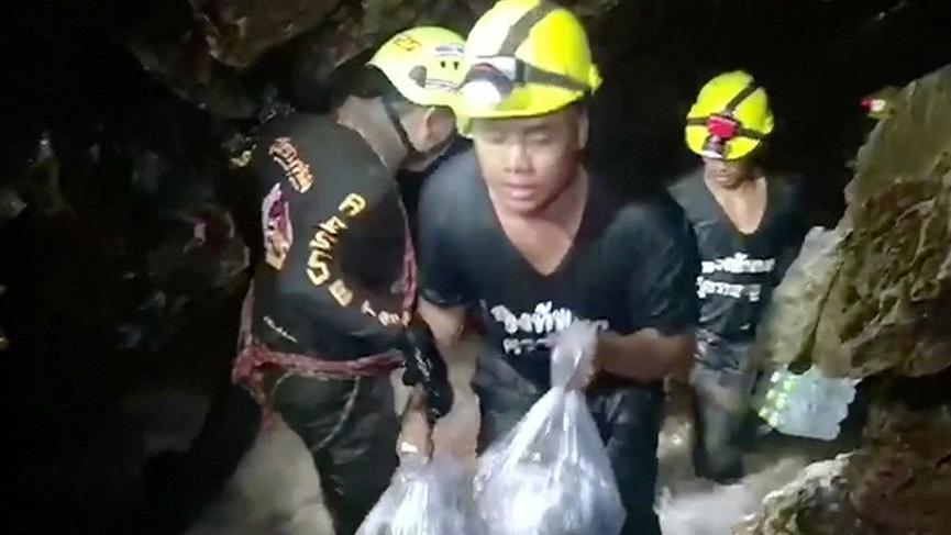 Tayland'daki kurtarma operasyonundan kötü haber