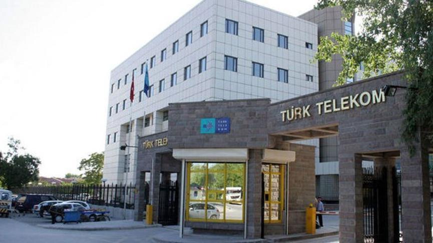 Türk Telekom'un haberi yokmuş