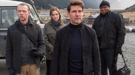 Tom Cruise yine yapmış yapacağını