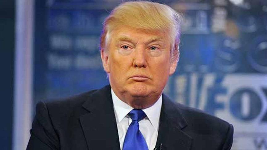 Trump: Çin'e gümrük vergilerinde 500 milyar dolara çıkmaya hazırım