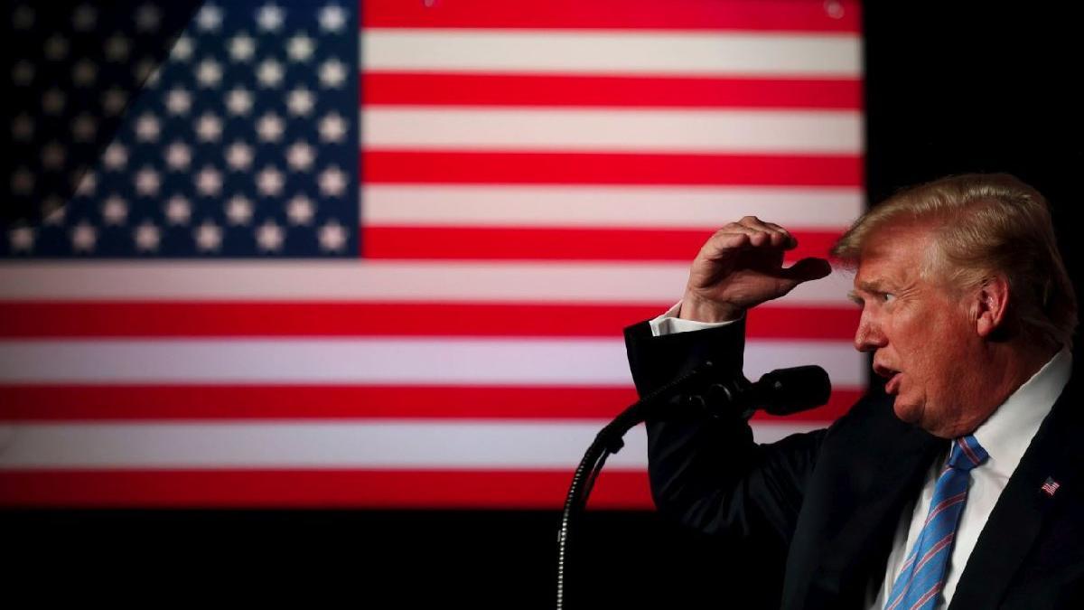 Trump: Kuzey Kore ile görüşmeler iyi geçiyor