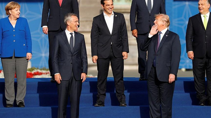 Trump'ın iki yüzü: Önce eleştirdi sonra 'harika' dedi