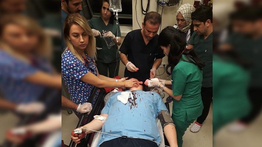'Dr. Bahattin Yalçın'a yapılan saldırıyı kınıyoruz'
