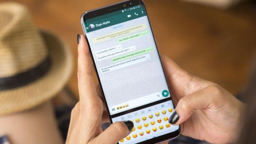 WhatsApp'ta hızla yayılıyor, o linke sakın tıklamayın!