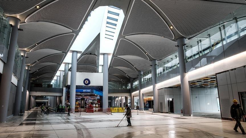 Yeni havalimanına taşınma için ikinci faz eğitimlere başlandı