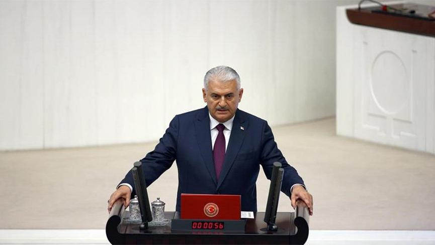 Meclis'in yeni başkanı Binali Yıldırım oldu