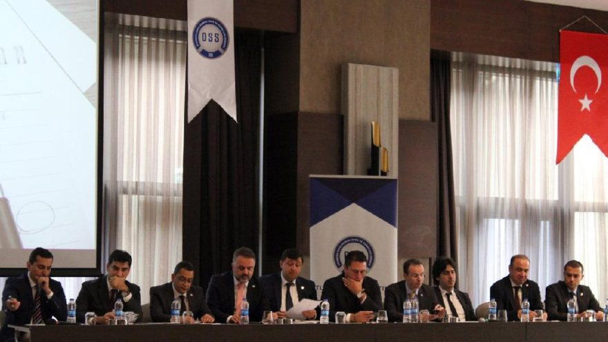 OSS Ürün ve Hizmetleri Derneği üyeleri bir araya geldi