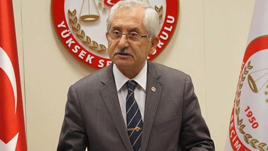 Son dakika... YSK Başkanı Sadi Güven resmi sonuçları açıkladı