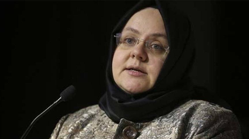 Zehra Zümrüt Selçuk kimdir? Çalışma, Sosyal Hizmetler ve Aile Bakanı Zehra Zümrüt Selçuk oldu…
