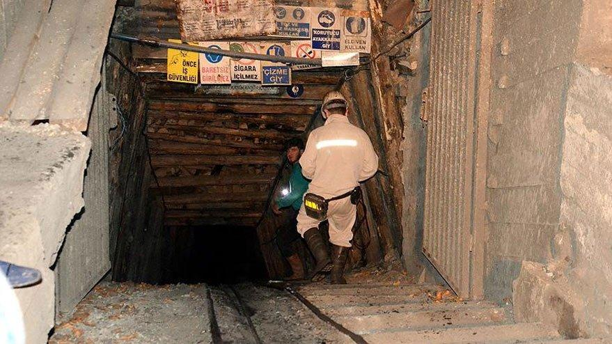 Zonguldak'ta maden ocağında göçük: İki işçi hayatını kaybetti