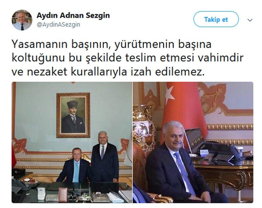 İYİ Partili Sezgin o fotoğrafa böyle tepki gösterdi.