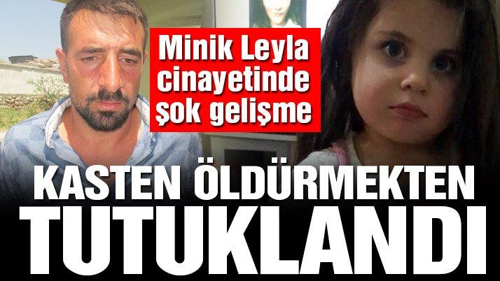 Son dakika! Leyla Aydemir'in ölümünde şok gelişme: Leyla'nın babasının amcasının oğlu tutuklandı