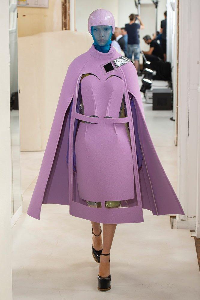Maison Margiela; Haute Couture Moda Haftası'ndaki tasarımları...