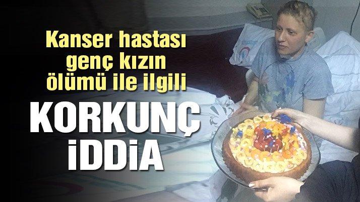 Doğum günü pastasını kestikten saatler sonra öldü