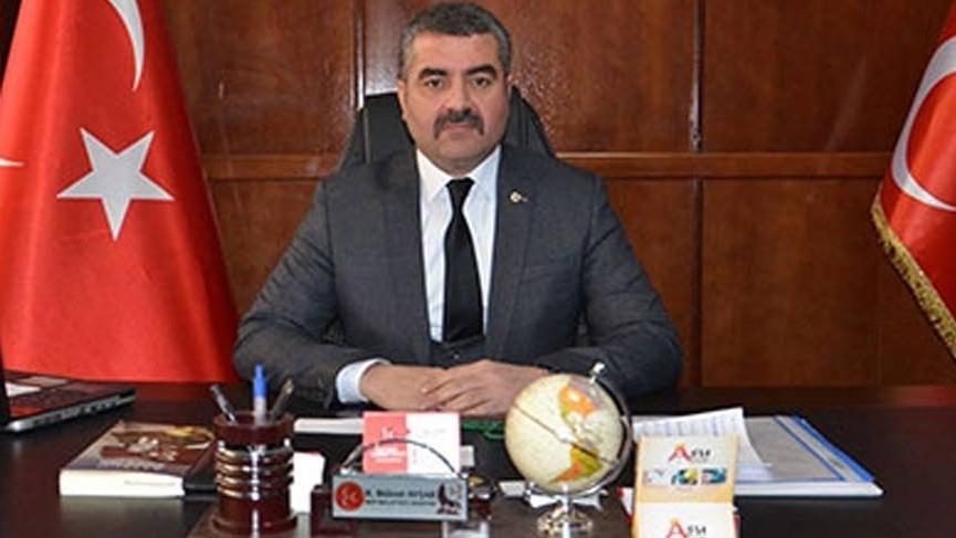 MHP Malatya İl Başkanı Bülent Avşar