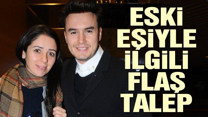 Mustafa Ceceli eski eşi Sinem Gedik'e uzaklaştırma kararı çıkardı