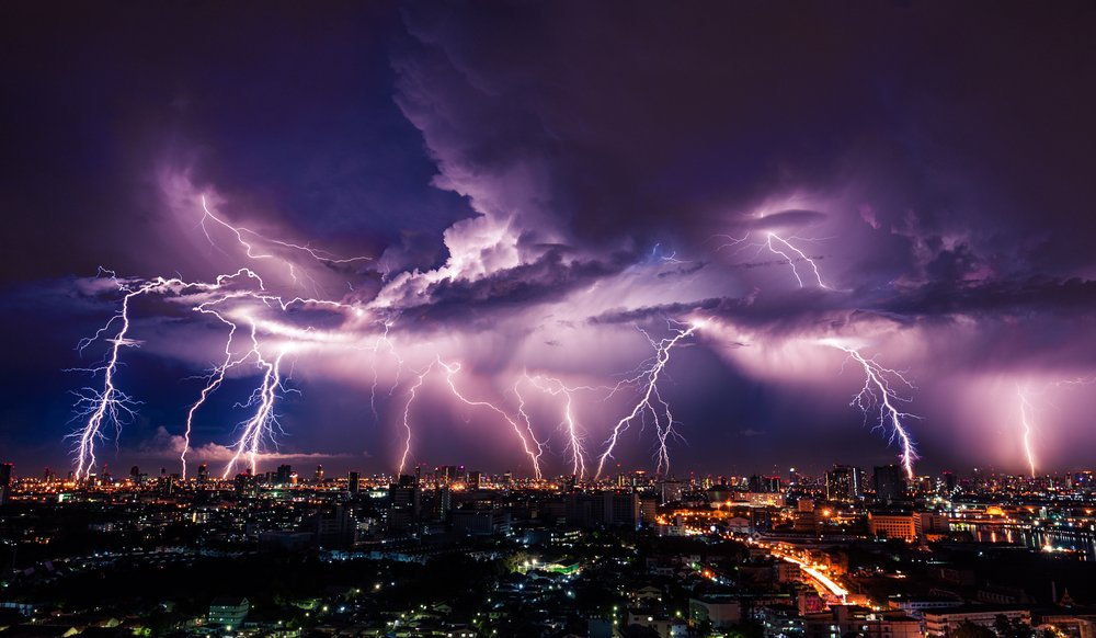Aşırı hava olayları tüm dünyada artıyor... Foto:Shutterstock