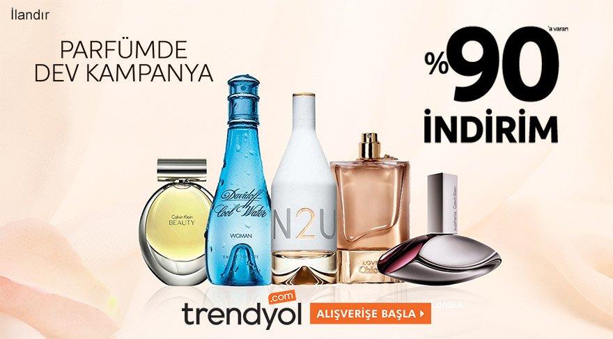 Trendyol Parfum Manşet Adv 21 Temmuz'18