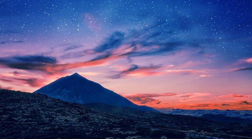 Kanarya Adaları'nın sadece eğlence odaklı içeriğe sahip bir yer olduğunu düşünüyorsanız, oldukça yanılıyorsunuz. Çünkü yüksek irtifalı bir volkanın zirvesine kurulu Teide Gözlem Evi, 1964 yılından beri Tenerife'nin amatör astronomlar için dünyanın en keyifli gözlem noktaları arasında sayılmasını sağlıyor. Buradaki rehberli turlar, Volcano Teide tarafından gerçekleştiriliyor.