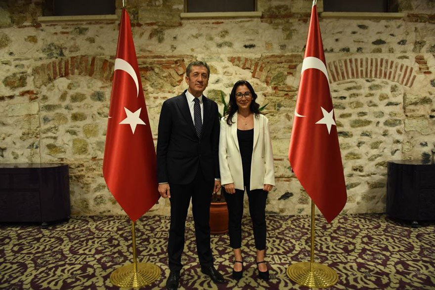 Milli Eğitim Bakanı Ziya Selçuk, eğitim yazarımız Yurdagül Uygun'un sorularını yanıtladı.