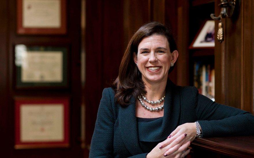 MIT Ekonomi Profesörü Kristin Forbes