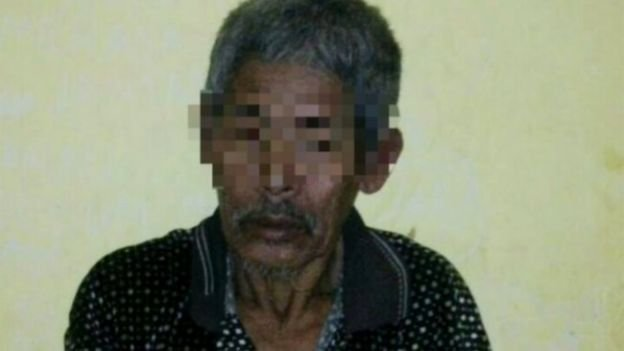 83 yaşındaki Jago lakaplı 'büyücü' gözaltına alındı.