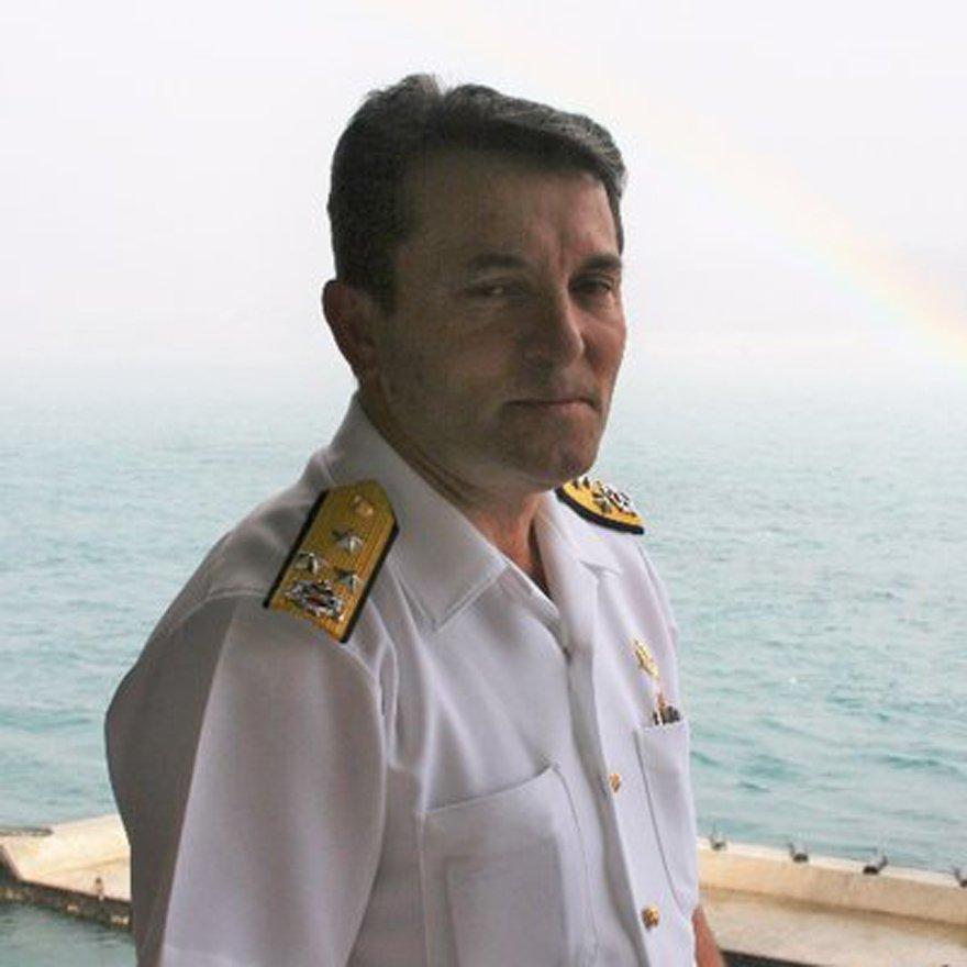 Sahil Güvenlik eski Komutanı emekli Koramiral Can Erenoğlu