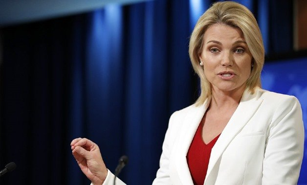Heather Ann Nauert Fotoğraf/Reuters
