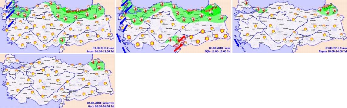 3-agustos-turkiye-hava-durumu