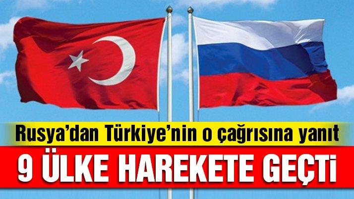 Türkiye'nin DTÖ çağrısına Rusya olumsuz bakmıyor