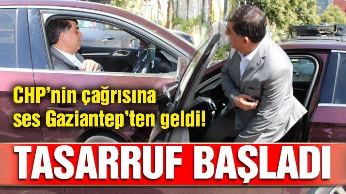 CHP'nin makam aracı çağrısına AKP'li belediyeden katılım geldi