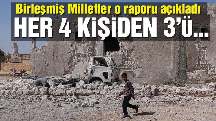 BM'den çarpıcı rapor: Her 4 kişiden 3'ü…