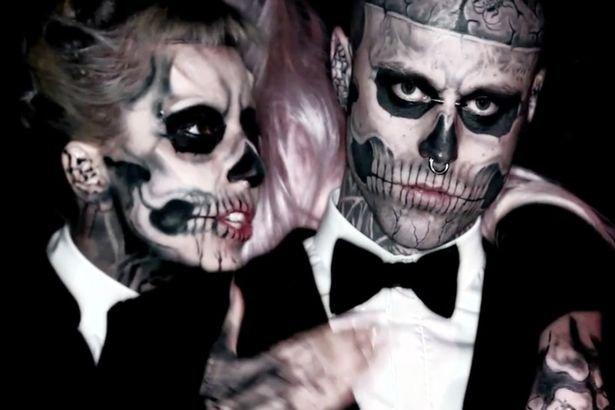 Ünlü model, Lady Gaga'nın klibinde oynamıştı.