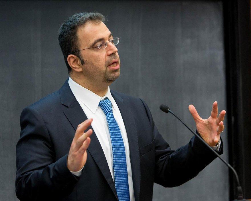 Prof. Daron Acemoğlu