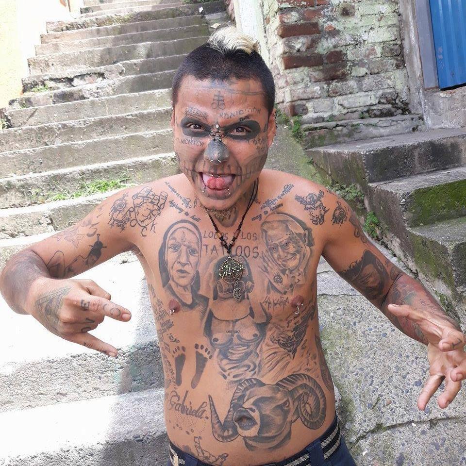 Ramirez vücüduna zarar vermeden önce dövme yaptırdığını söylüyor.