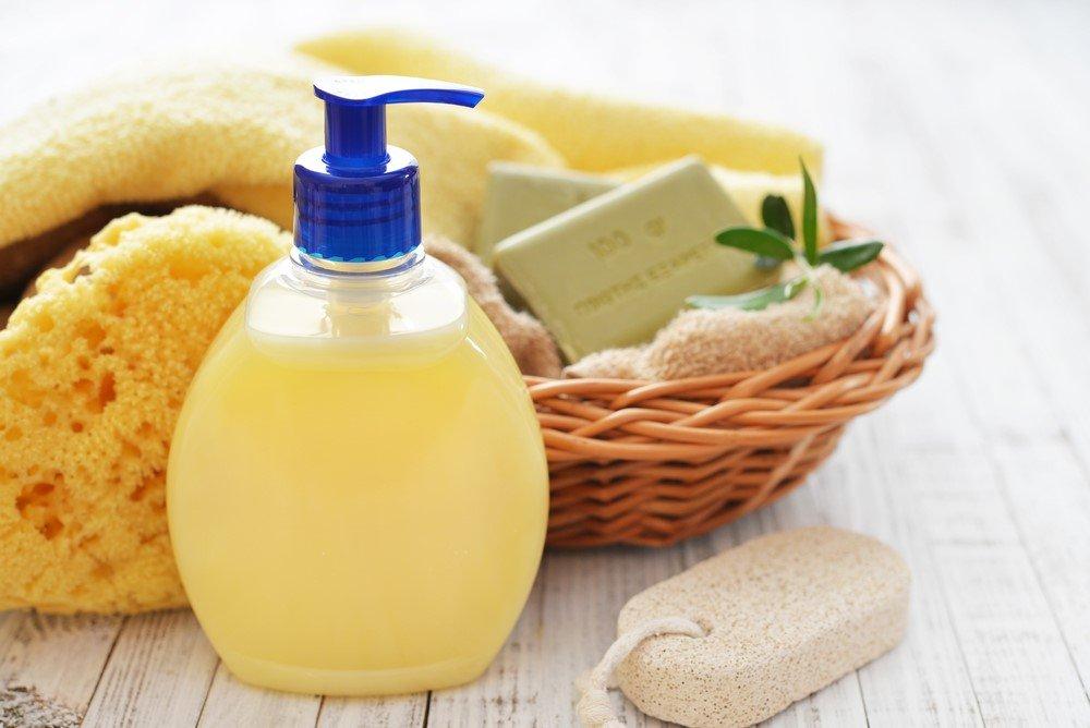 Sabun mu daha sağlıklı duş jeli mi 90