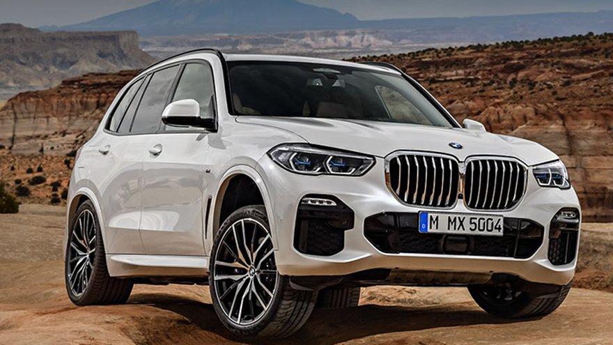 BMW 2019 X5