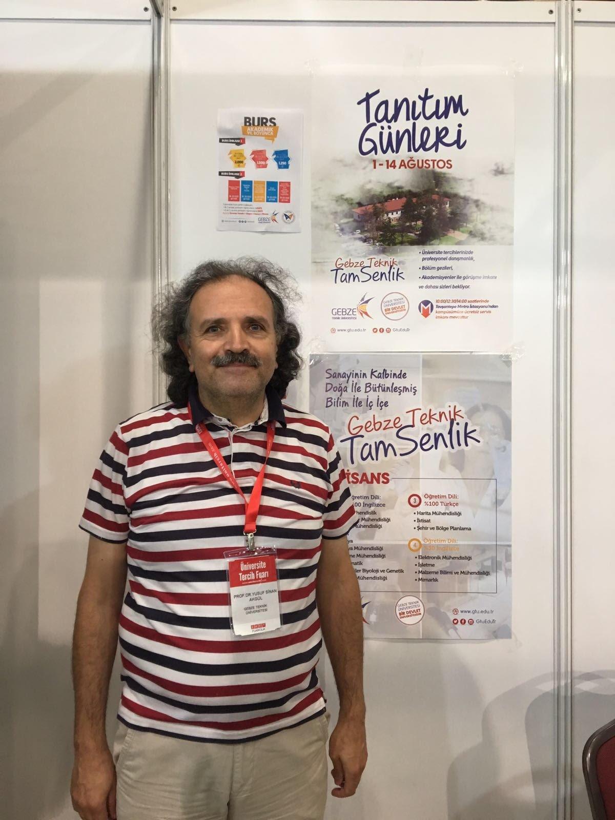 Prof. Dr. Yusuf Akgül