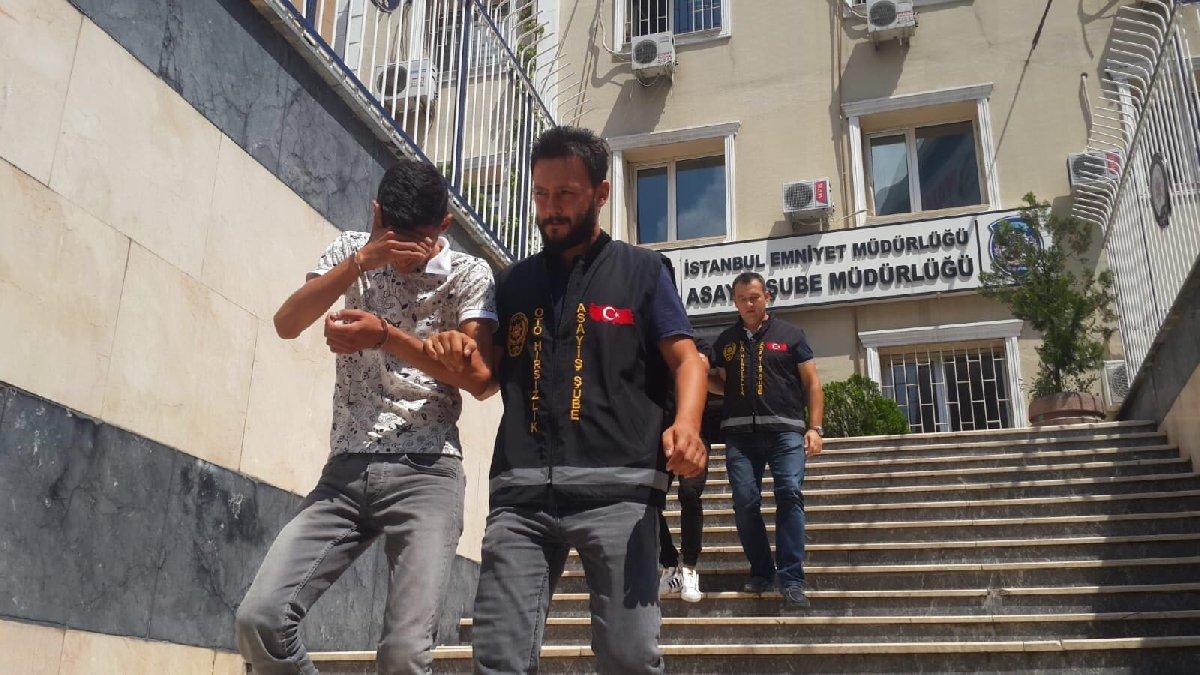 FOTO:SÖZCü - Şüphelilerin sorgusu sürüyor.