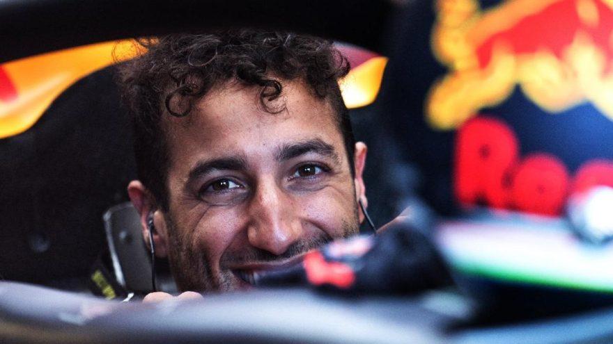 Renault Sport Formula 1'den Ricciardo atağı!
