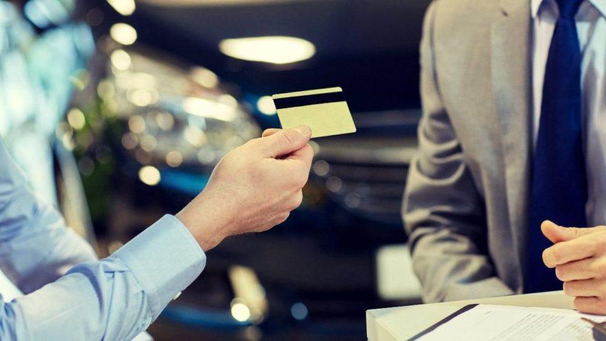 Kredi kartınızla ikinci el otomobil alabilirsiniz!