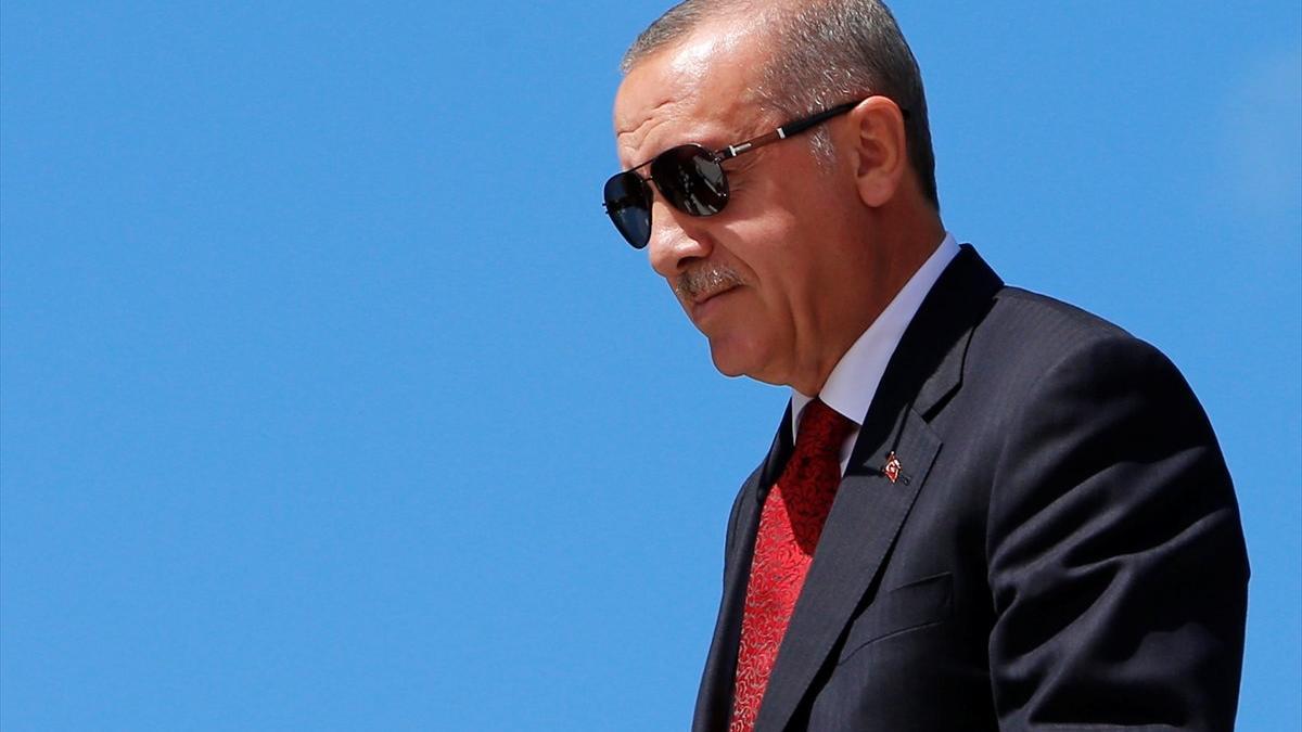 Erdoğan memleketi Rize'de açıklamalarda bulundu