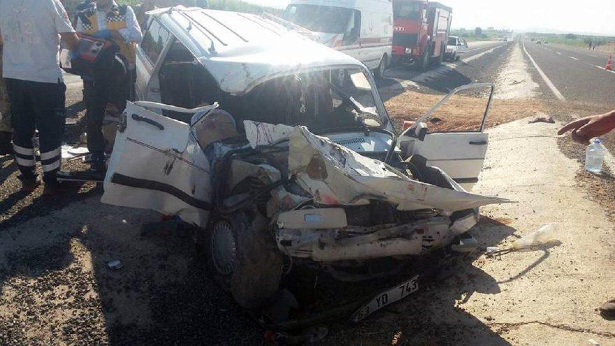 Piknik yolunda feci kaza: Aynı aileden üç kişi öldü