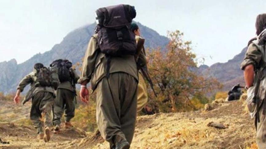 PKK'lı terörist günübirlik evde yakalandı