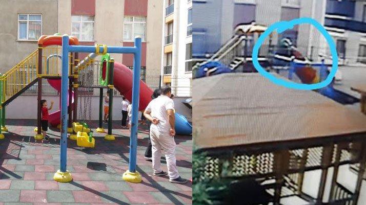 Çocuklara 'sessiz olun' diye ateş eden kişi serbest bırakıldı!
