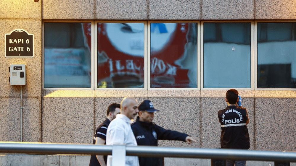 Bakan Soylu'dan 'ABD Büyükelçiliği'ne saldırı' açıklaması
